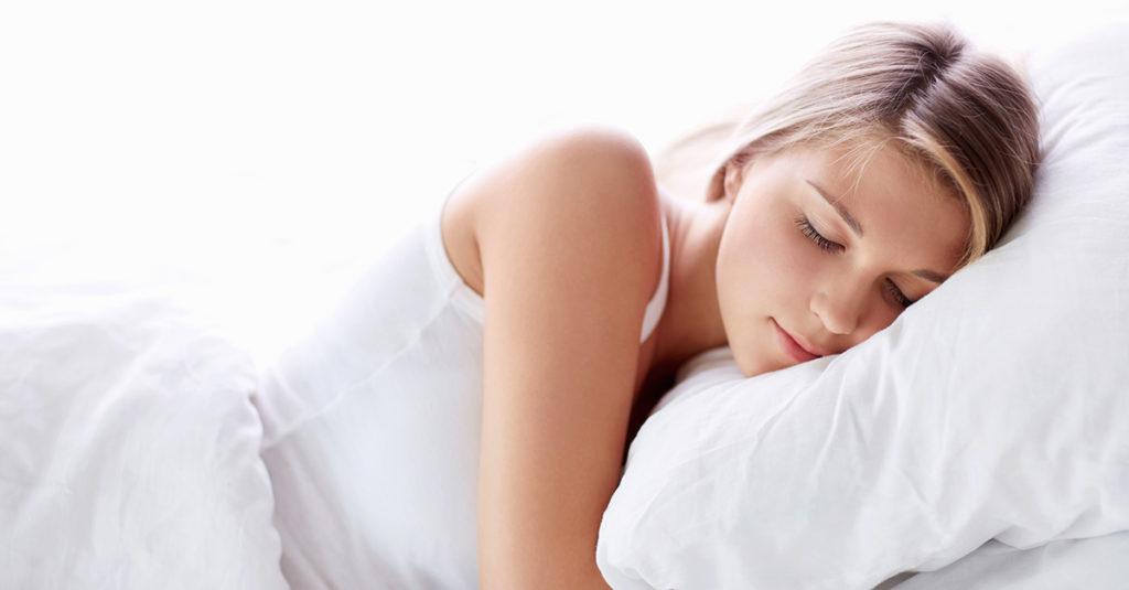 การนอนพักผ่อนน้อย
