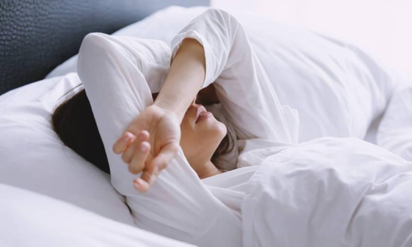 การนอนหลับที่ไม่มีประสิทธิภาพ