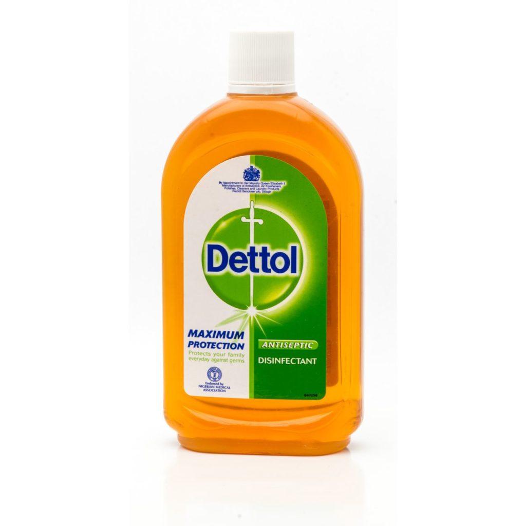 เดทตอล ทำความสะอาด