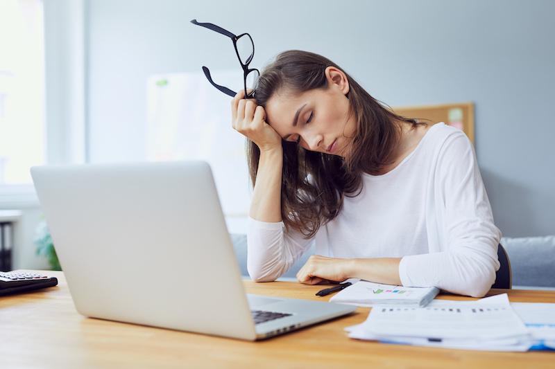 สาเหตุอาการความเครียดเรื้อรัง