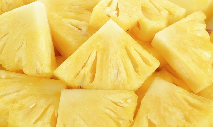 ประโยชน์สับปะรด
