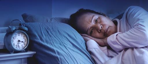 การนอนหลับยากในผู้สูงอายุ