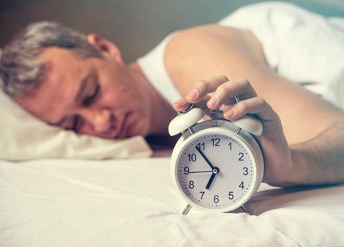 การนอนหลับยากของผู้สูงอายุ มีโรคประจำตัว