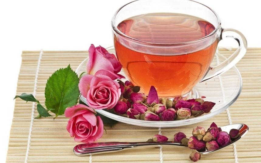 ชาจากดอกไม้