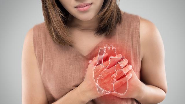 โรคหลอดเลือดหัวใจตีบ 1