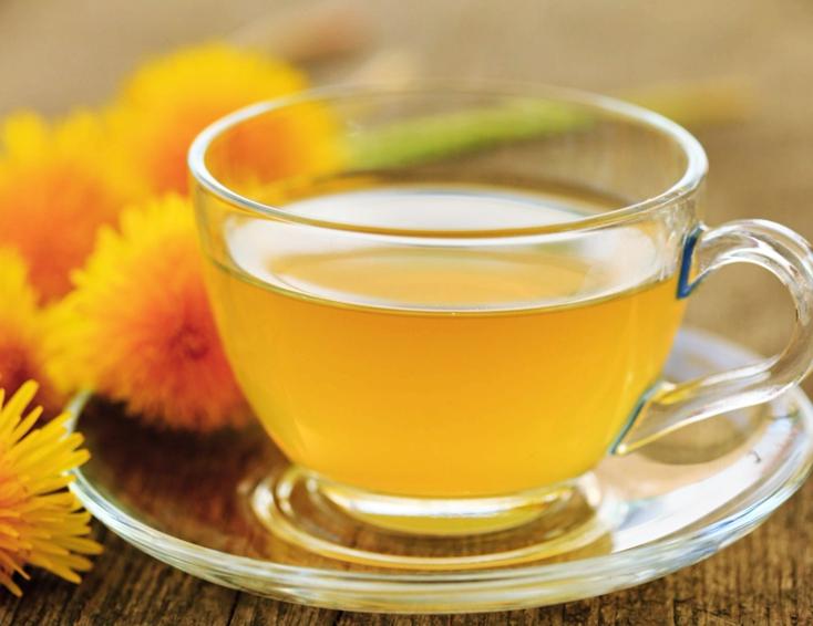 ชาจากดอกไม้ ชาดาวเรือง