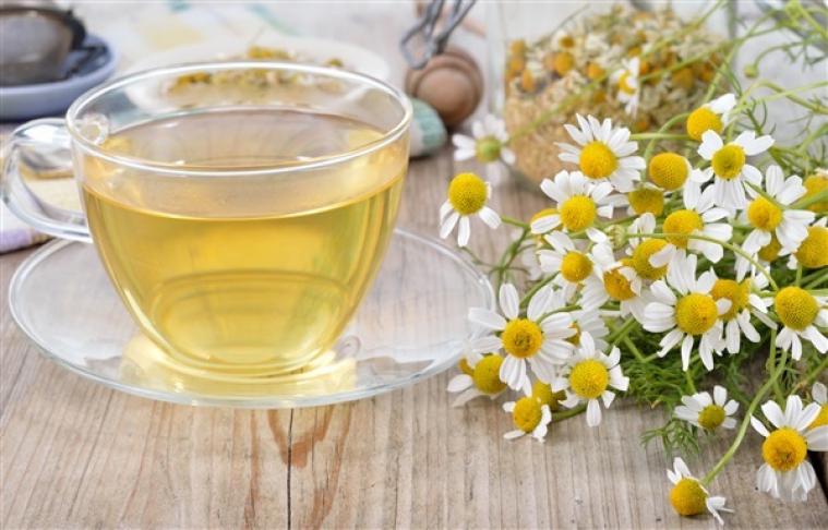 ชาจากดอกไม้ ชาดอกเก๊กฮวย