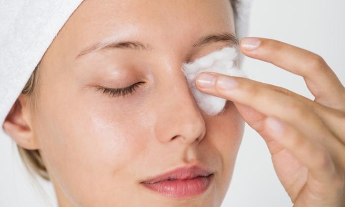 ล้างหน้าด้วยน้ำเปล่า วิธีใช้น้ำเปล่าล้างหน้า