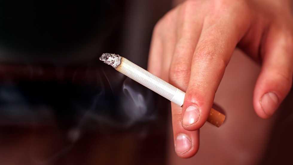 โรคมะเร็ง -สูบบุหรี่เป็นประจำ