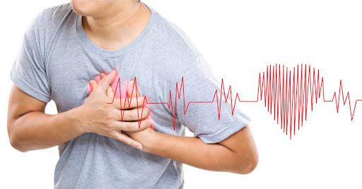 โรคหลอดเลือดหัวใจตีบ มักไม่แสดงอาการ