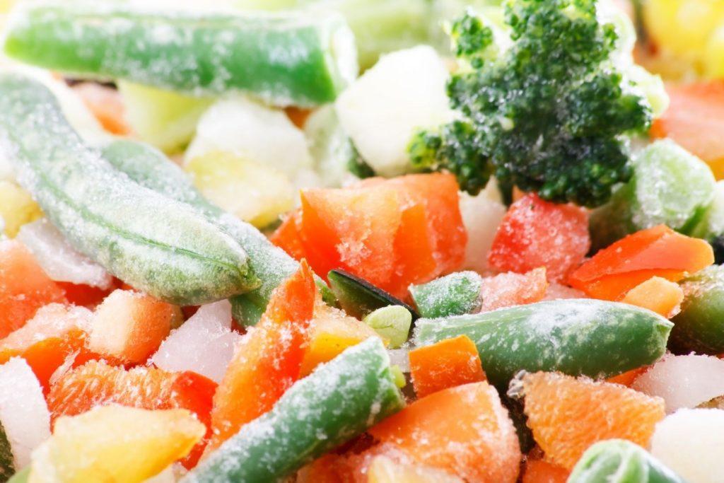 อาหารแช่แข็ง-คาร์บจากธัญพืช