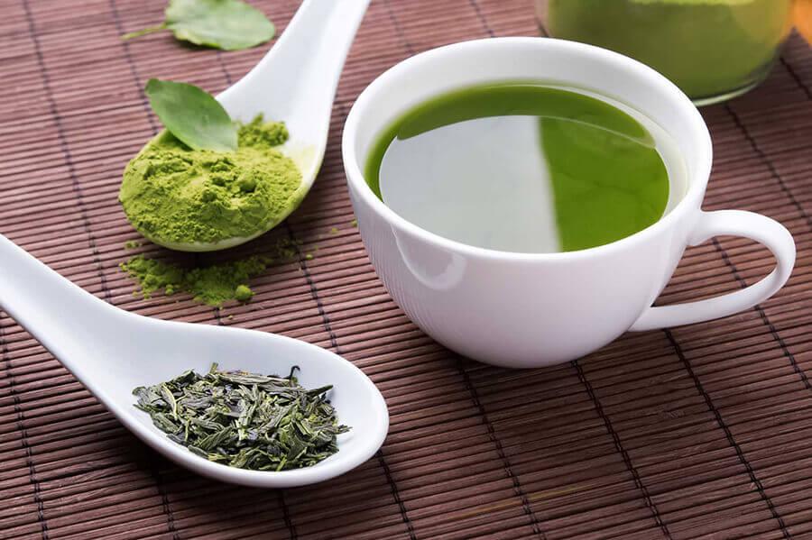 เครื่องดื่ม ชา-ชาเขียว 2