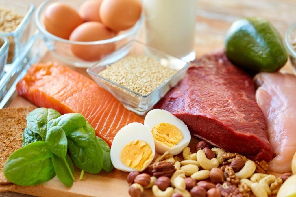 การเร่งระบบเผาผลาญ-เน้นทานอาหารโปรตีนสูง