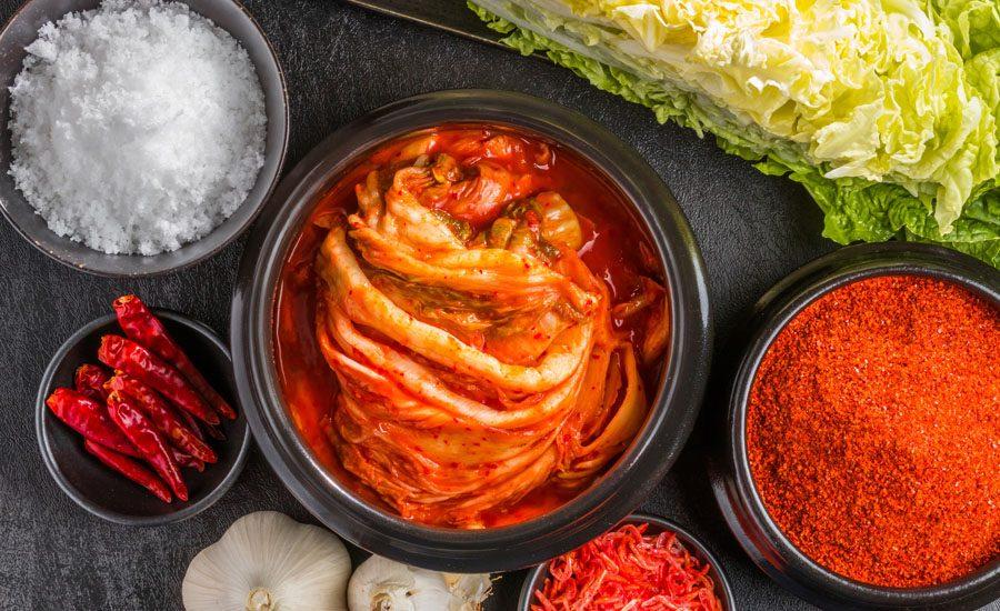 ประโยชน์ของกิมจิ-ในกิมจินั้นมีโพรไบโอติกส์