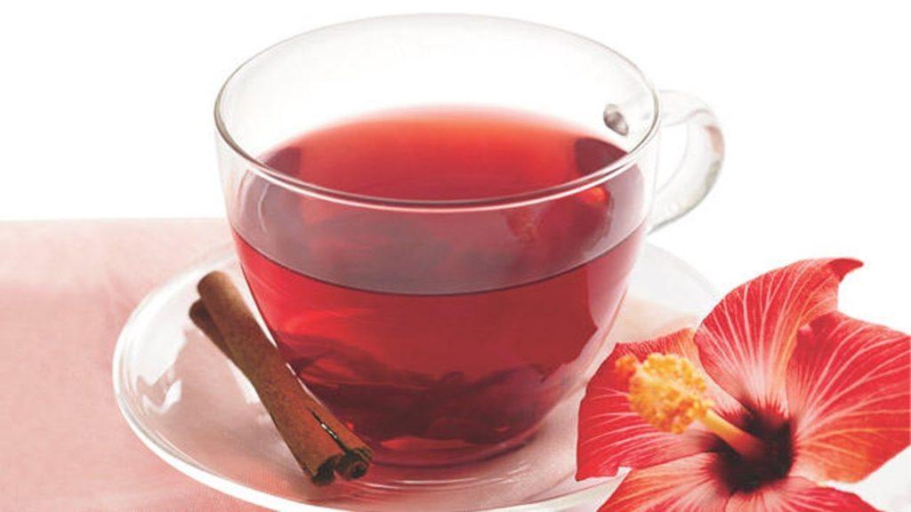 ประเภทของชา-ชาดอกชบา