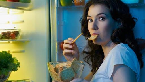 การเร่งระบบเผาผลาญ-หลีกเลี่ยงการกินมื้อดึก