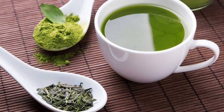 อาหารซุปเปอร์ฟู้ด-ชาเขียว