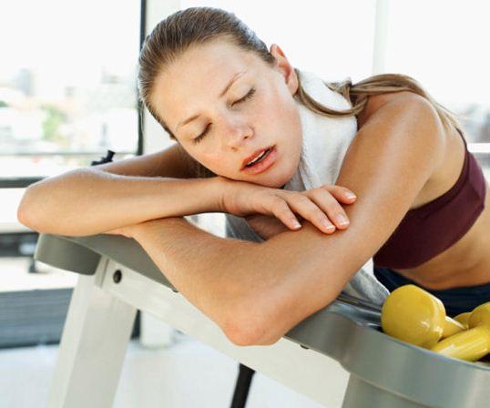 การออกกำลังกาย คุณรู้สึกไม่แฮปปี้