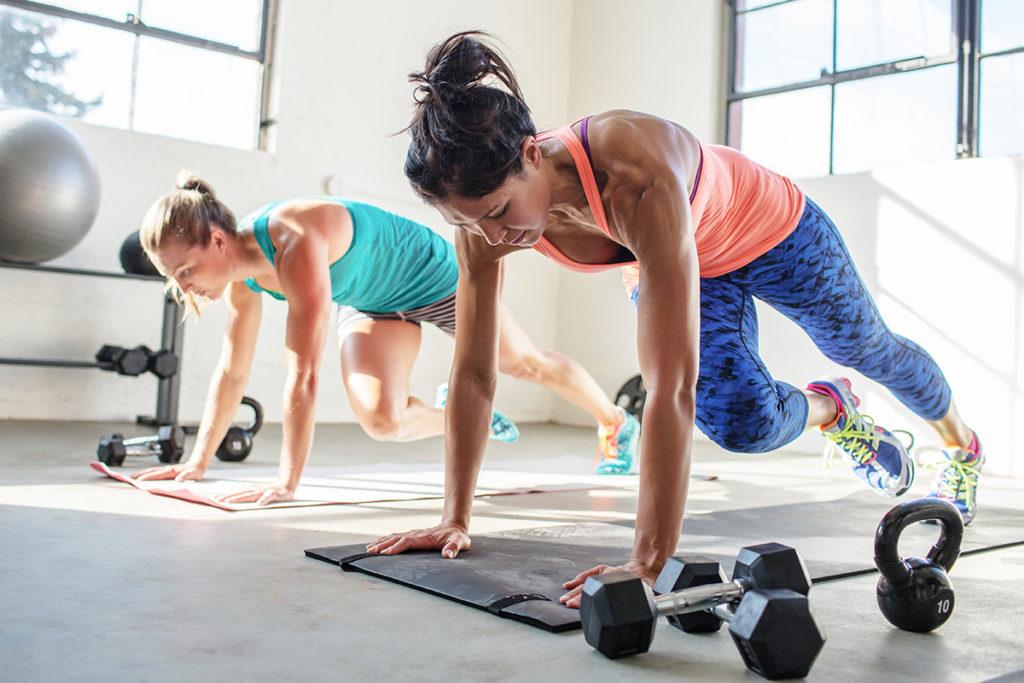 ประโยชน์ของการออกกำลังกาย