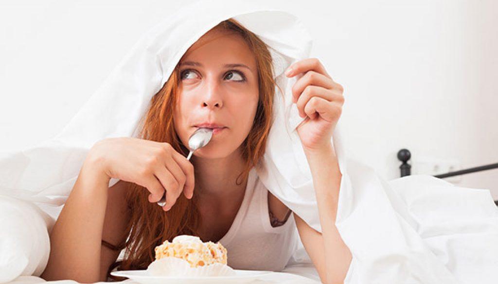 หิวบ่อย-คุณนอนไม่เพียงพอ ?