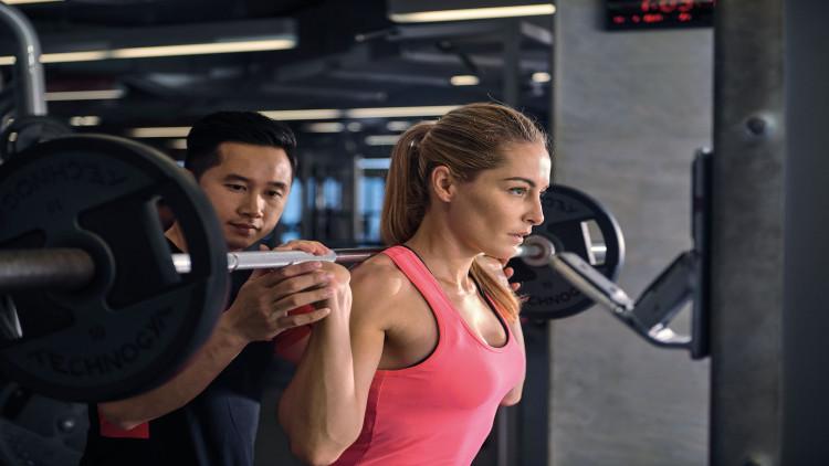 4 เทคนิคการฟิตร่างกาย