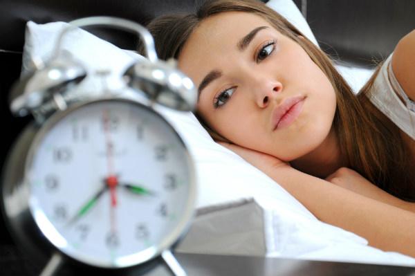 เช็คลิสต์สุขภาพ-เมื่อเข้านอน ยังไม่หลับทันที