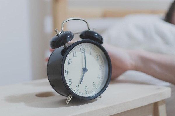 เช็คลิสต์สุขภาพ-ตื่นเช้าได้ด้วยตนเอง