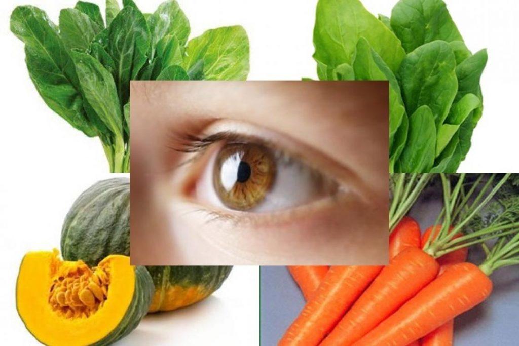 อาการตาล้า-แก้ตาล้า ด้วยอาหาร