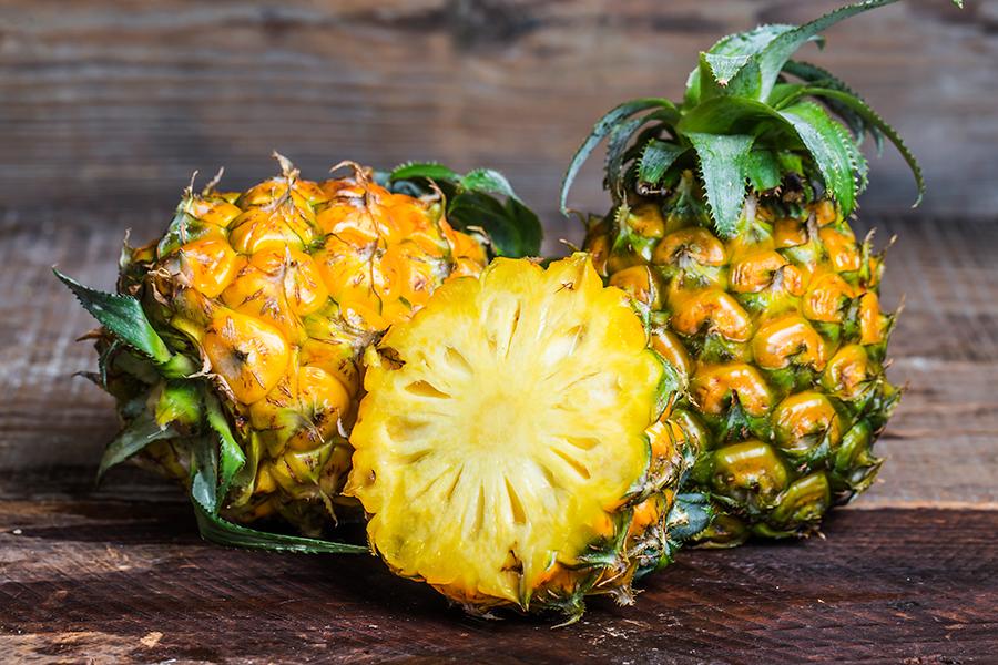 ผลไม้ดีมีประโยชน์-สับปะรด