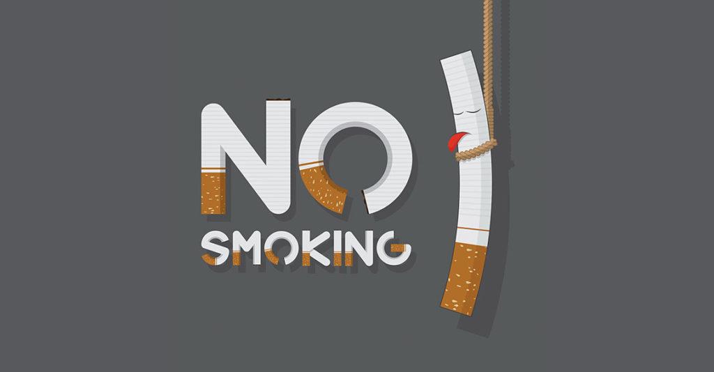 เลิกสูบบุหรี่