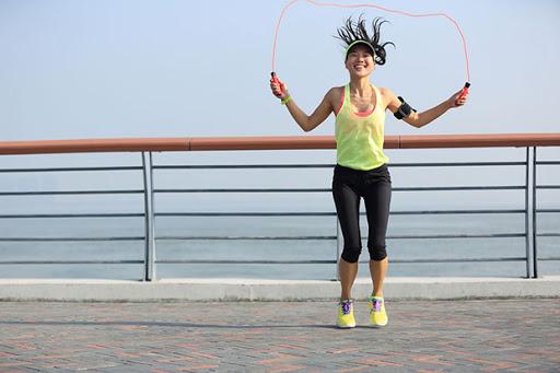 การวอร์มร่างกาย-กระโดดเชือก 2