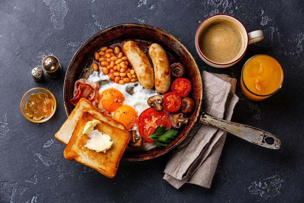 อาหารแบบ Big Breakfast กับ Big Dinner