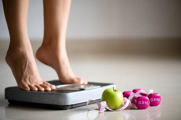 การคำนวณแคลอรี เพื่อลดน้ำหนัก