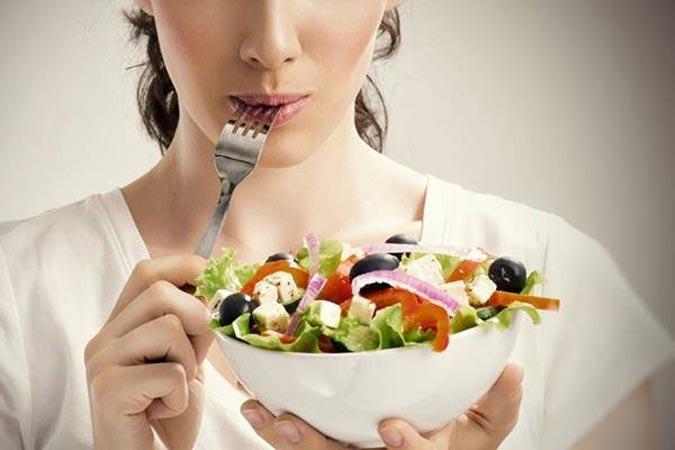 การเลือกกินอาหาร เปลี่ยนพฤติกรรมการใช้ชีวิต