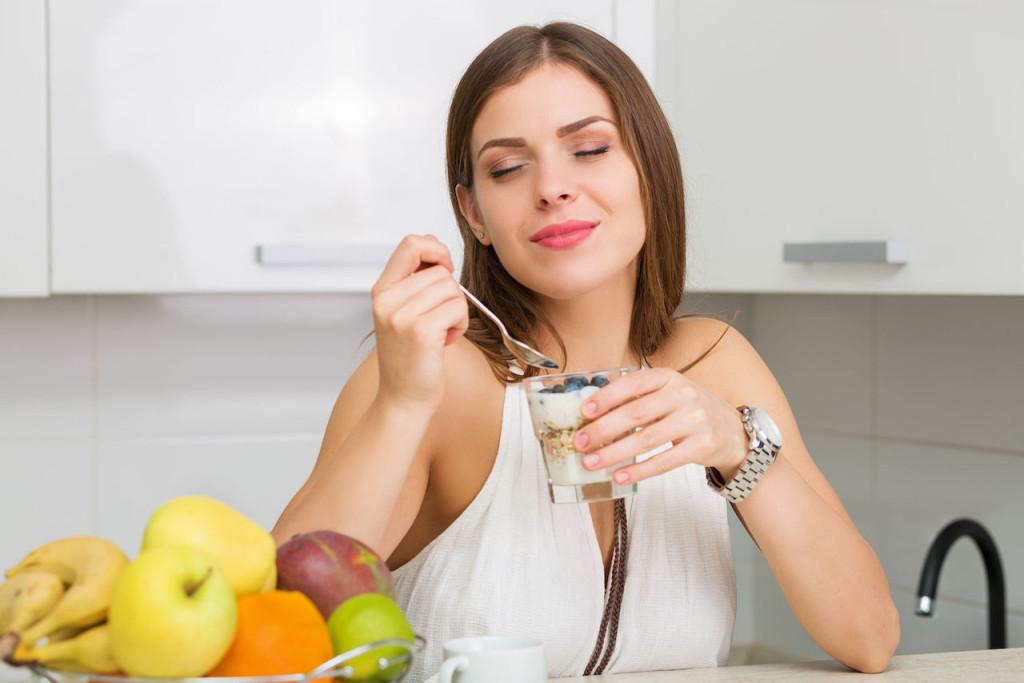 กินช้า ๆ ช่วยเร่งการเผาผลาญ