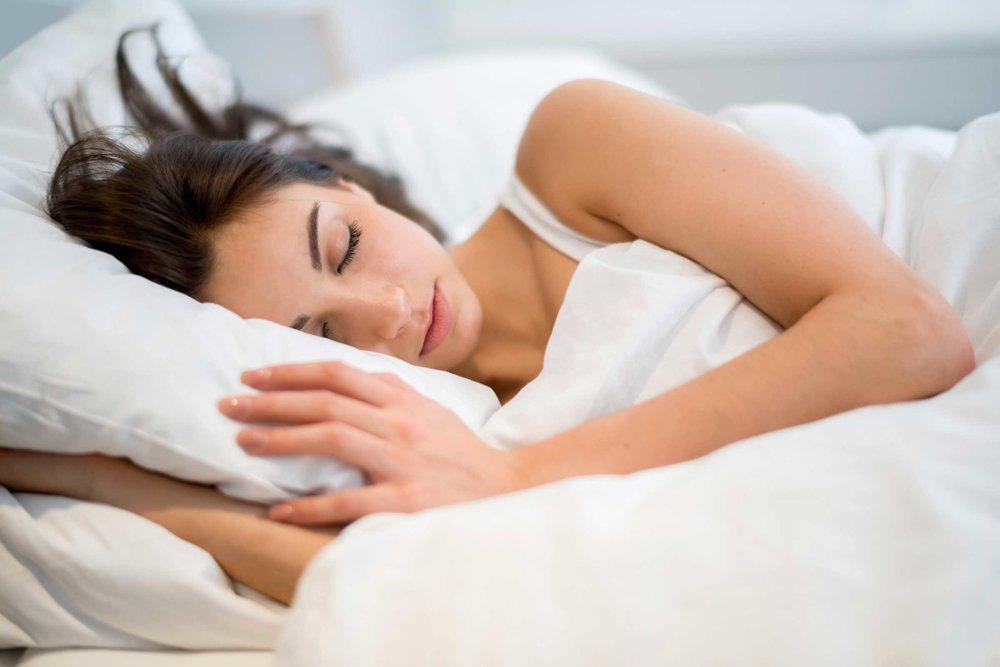 .เปลี่ยนพฤติกรรมการใช้ชีวิต  นอนให้พอ