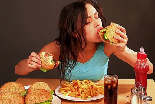 นิสัย กินเร็วอันตราย เสี่ยงโรคอ้วน