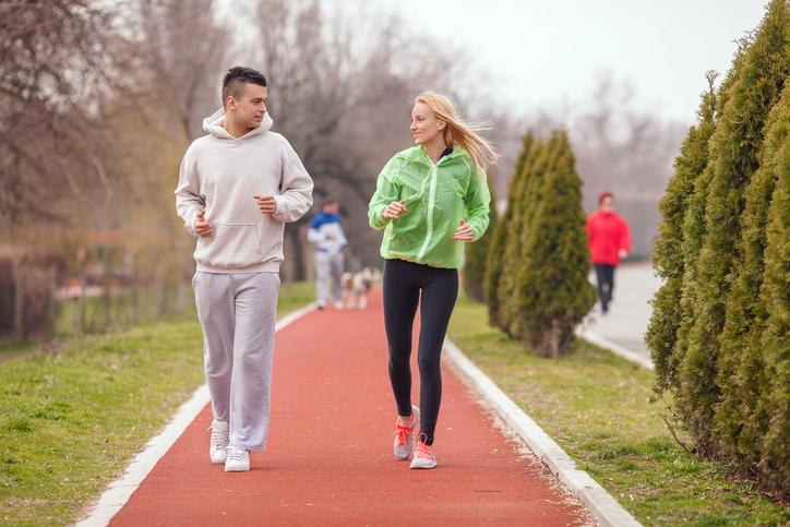 ข้อดีจากการเดินออกกำลังกาย