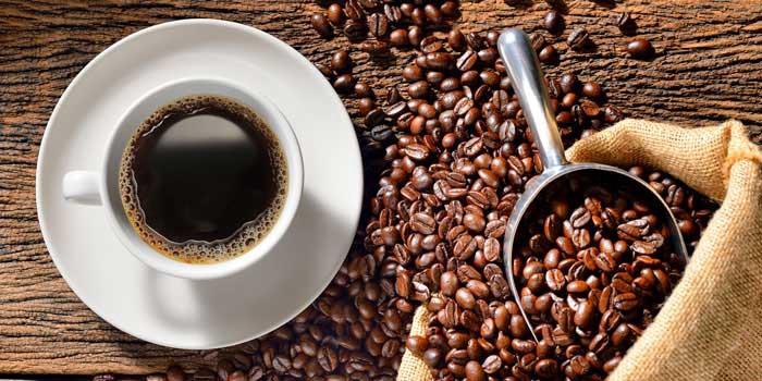 กาแฟดำ เพื่อเพิ่มความสดชื่น