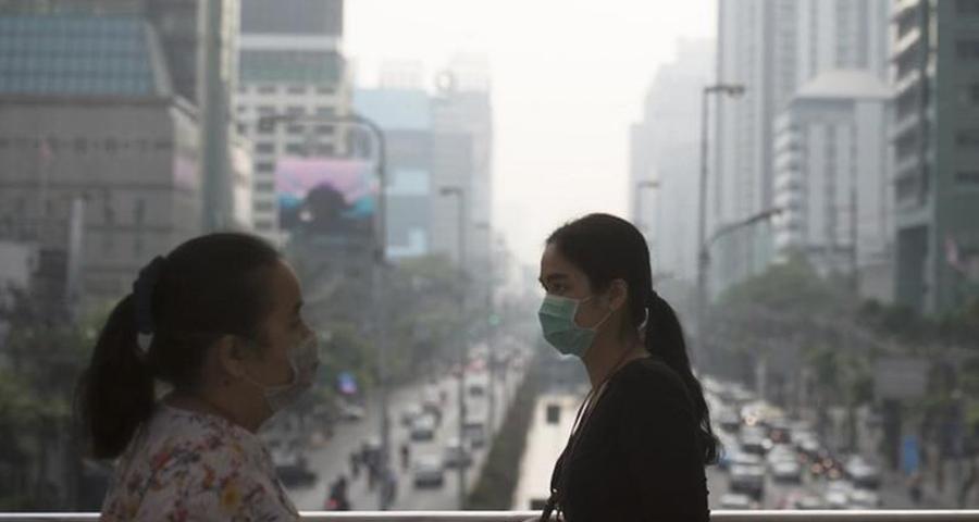 อันตรายของ ฝุ่น PM 2.5