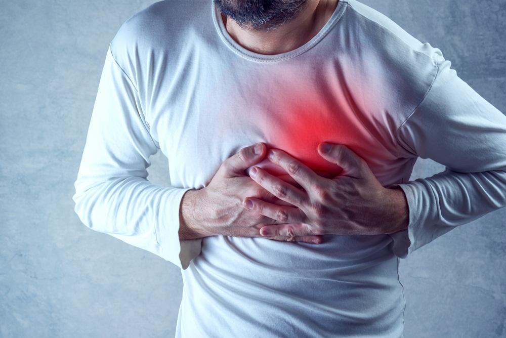 โรคกล้ามเนื้อหัวใจตายเฉียบพลัน