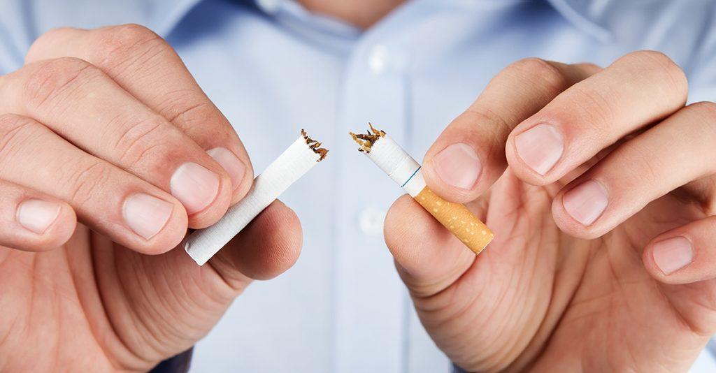 ความดันโลหิตสูง - งดสูบบุหรี่