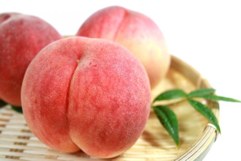 ผลไม้ช่วยลดคอเลสเตอรอล - ลูกพีช