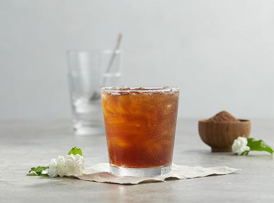 เครื่องดื่มสมุนไพรเพื่อสุขภาพ - ชามะลิ