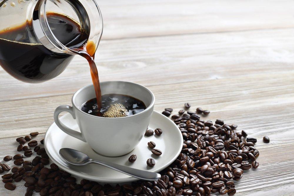 ประโยชน์ของกาแฟดำ